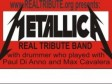 Video: Metallica Real Tribute Band u Domu mladih Tuzla