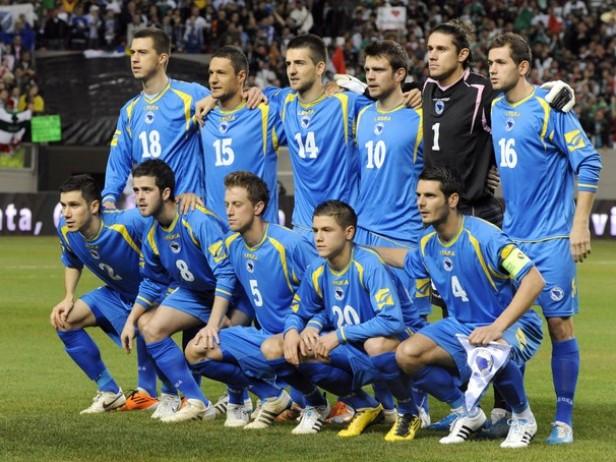 Reprezentacija BiH 2010