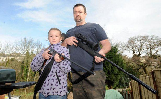 Lovačke Puške i Rezervoar